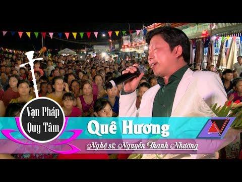 Nguyễn Thanh Nhường   Hát Live Cực Phê...! Quê Hương & Đêm Mơ Em Hát Dân Ca - Thời lượng: 14 phút.