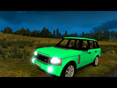 Range Rover 2009 v1.0