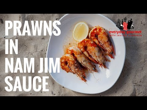 Prawns in Nam Jim Sauce | Everyday Gourmet S7 E67