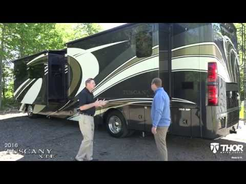 Video 2016 Tuscany XTE Class A Diesel Pushers from Thor Motor Coach download in MP3, 3GP, MP4, WEBM, AVI, FLV January 2017