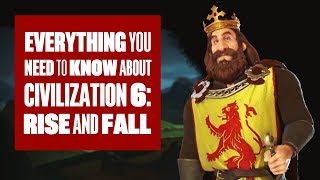Video Everything You Need To Know About Civilization 6: Rise and Fall MP3, 3GP, MP4, WEBM, AVI, FLV Maret 2018