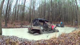10. 2015 HONDA PIONEER 500 AND RZR 900 4 in the