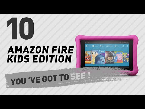 Amazon Fire Kids Edition // Hot Trending Oct 2017