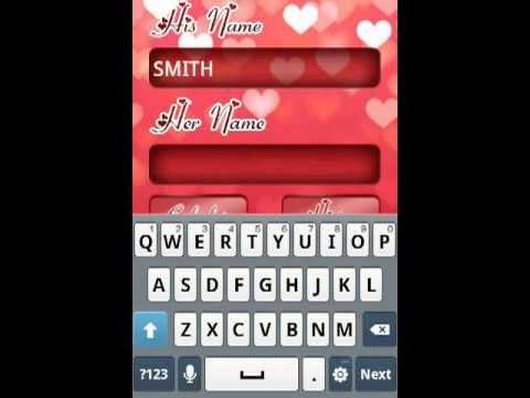 Video of Love Calculator