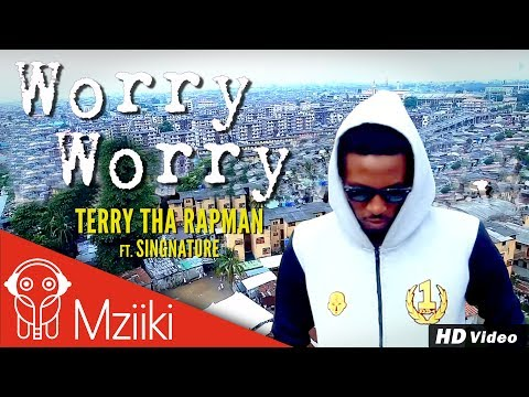 "video: Terry tha rapman - ""Worry worry"" ft. singnature"