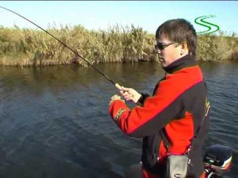 шанин ловля на мелководье видео