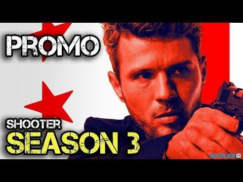 """Shooter Season 3 """"Truth"""" Promo"""