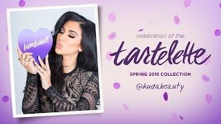 Meet tartelette Huda: bombshell