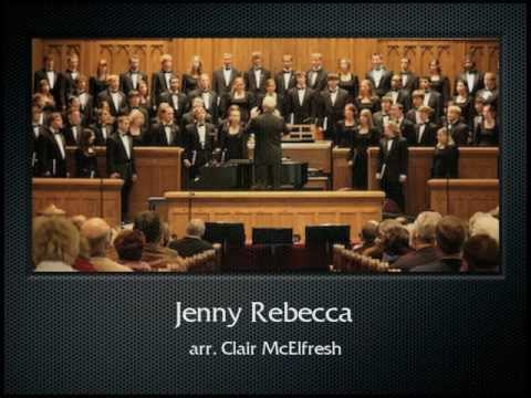 , title : 'Jenny Rebecca (The Hastings College Choir)'