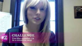 A Hug From Taylor Swift - Challenge #2