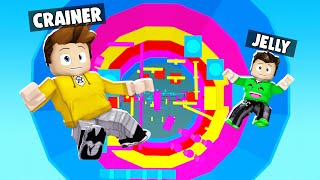 Crainer & Friends VS The TOWER Of HELL! (Roblox)