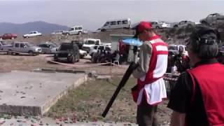 Osmaniye Trap Atış Müsabakası 2012 Şampiyon Ahmet Kolağasıoğlu