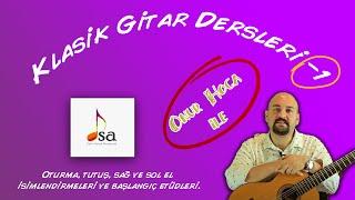 Gitar Derslerimiz  Youtube'da yayında!