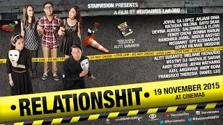 "Nonton RELATIONSHIT Official Trailer "" Tayang 19 November 2015 "" Film Subtitle Indonesia Streaming Movie Download"