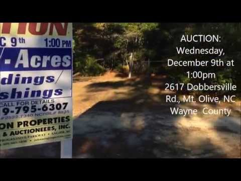 9.48 acres Mount Olive, NC