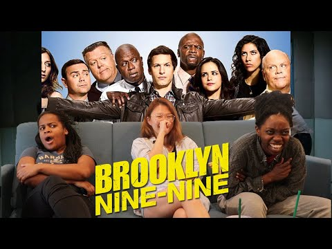 "Brooklyn Nine-Nine Episode 7 ""48 Hours"" REACTION"