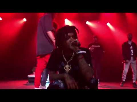 9 - Off Deez - J.i.d & J. Cole (over Time: Dreamville All-stars - Live Charlotte, Nc - 2/17/19)