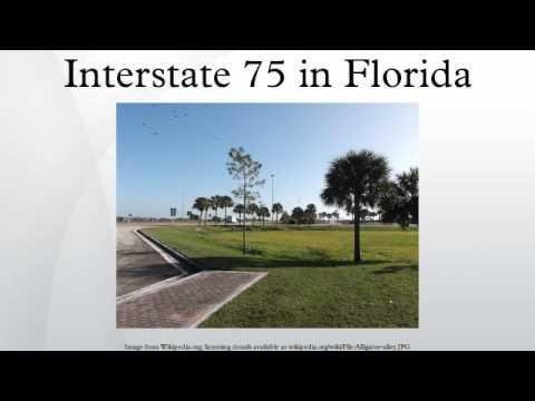 Interstate 75 in Florida