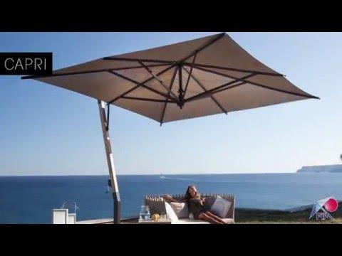 FIM   Ombrellone Capri