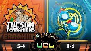Pokémon ORAS LIVE Wi-Fi Battle [UCL S2W10] Tucson Terrakions vs Real Marill by King Nappy