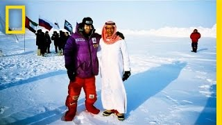 National Geographic Live! - Sheikh Of The Arctic