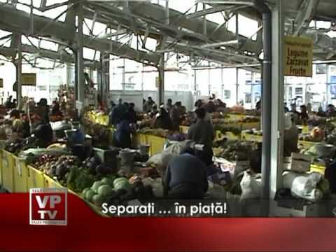 Separaţi … în piaţă!