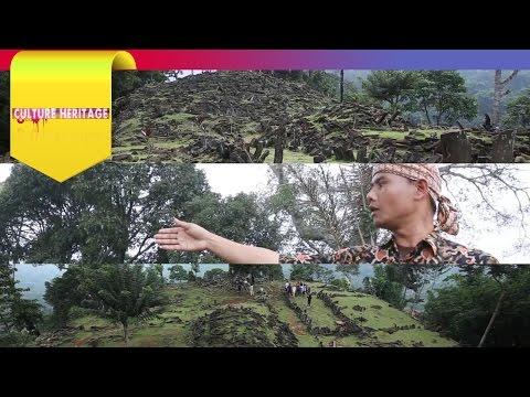 CULTURE HERITAGE – Situs Gunung Padang, Piramida Unik dari Cianjur