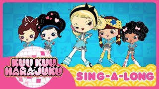 Tick Tock, it's Time to Rock! Sing along to the Kuu Kuu Harajuku theme song!For more Kuu Kuu Harajuku be sure to subscribe so you don't miss out on exclusive clips, videos and online content. Official Kuu Kuu Harajuku Site: www.kuukuuharajuku.comFacebook: https://www.facebook.com/kuukuuharajuku/Twitter: https://twitter.com/kuukuuharajukuInstagram: https://www.instagram.com/kuukuuharajuku/?hl=enWelcome to KuuKuuTube, the official YouTube channel for Kuu Kuu Harajuku. Join Love, Angel, Music, Baby, G and manager Rudie on their super cool music fuelled adventures as kawaii band HJ5.