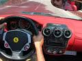 Jorben driving Ferrari F430 in Monaco. Summer 2007.