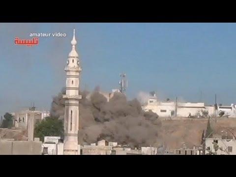 الاسد: تمنيت لو ان القوات السورية لم تسقط طائرة تركية