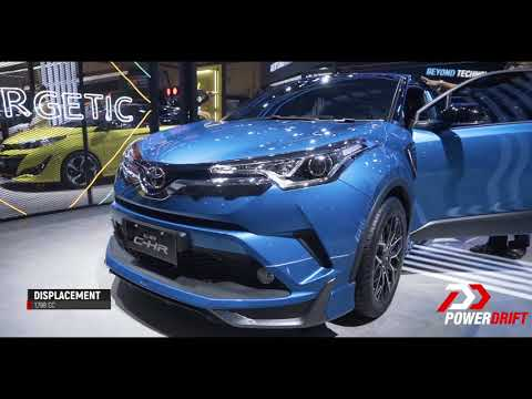 Toyota CHR: The Best Compact SUV? : PowerDrift