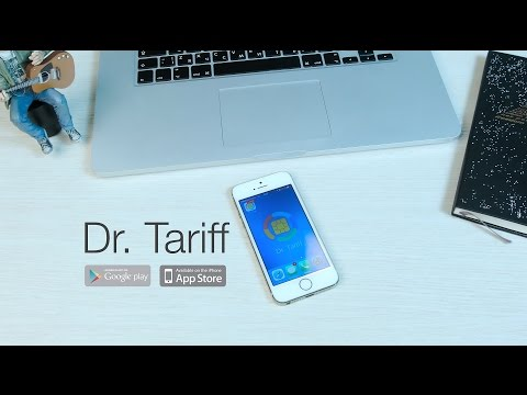 Video of Dr. Tariff (тарифы и баланс)