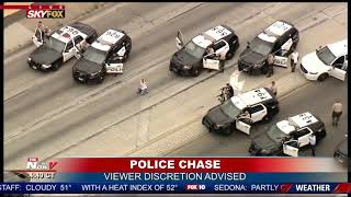 Video GRAPHIC ENDING To Police Chase in California MP3, 3GP, MP4, WEBM, AVI, FLV Juli 2019
