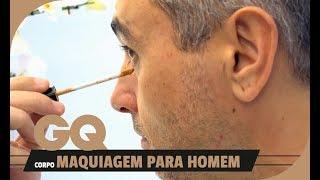 Se você ainda considera maquiagem pra homem um tabu, chegou a hora de abandonar essa ideia. Conheça os produtos e como usá-los.:: Assine nosso canal  http://bit.ly/GQnoYouTube ::Mais GQ BrasilSite: http://gq.globo.com/Facebook: https://www.facebook.com/gqbrasil/Instagram: https://instagram.com/gqbrasil/Pinterest: https://br.pinterest.com/gqbrasil/