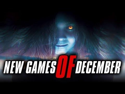 Top 10 NEW Games of December 2017
