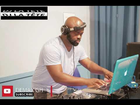 Afrobeats 2019/2020 / azonto/ ghana music mix by dj la tête