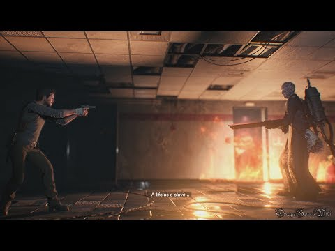 【PS4】The Evil Within 2 - #17 Ch11 Reconnecting (Survival No Damage 100% Collectibles)