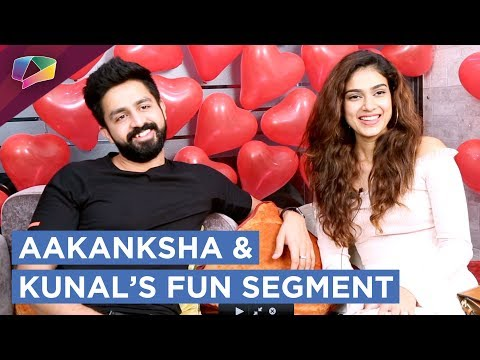 Aakanksha Singh And Kunal Sain Play Our Fun Segmen