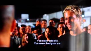 Nonton Fast and The Furious - You never had your car, granny shifting, double clutch Film Subtitle Indonesia Streaming Movie Download