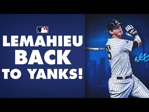 One of MLB's best hitters returning the Yankees!! (Reportedly) | DJ LeMahieu Career Highlights