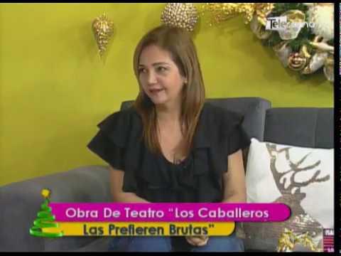 """Obra de teatro """"Los Caballeros Las Prefieren Brutas"""""""