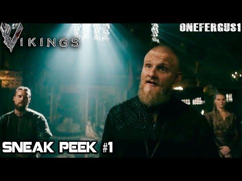 "Vikings 6x01 Sneak Peek #1 Season 6 Episode 1 HD ""New Beginnings"""