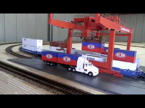 Model Trains My HO CSX Railroad Part 10B