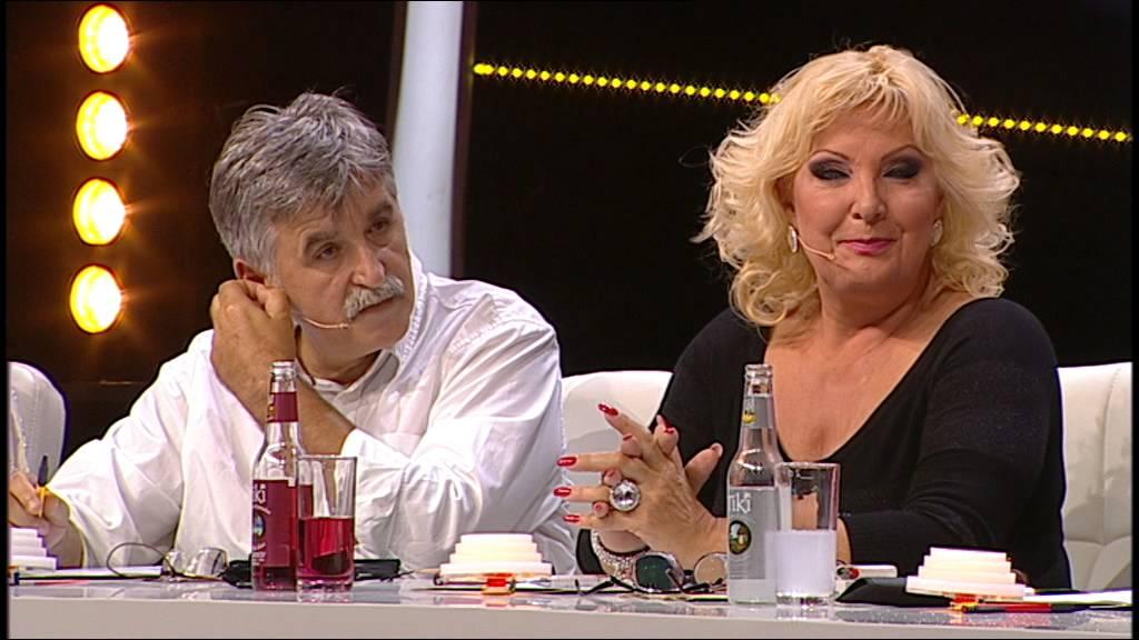 Stefan Petrovic – Rasiri ruke o majko stara – Zvezde granda 2014-2015 – (20.09.) – prva emisija