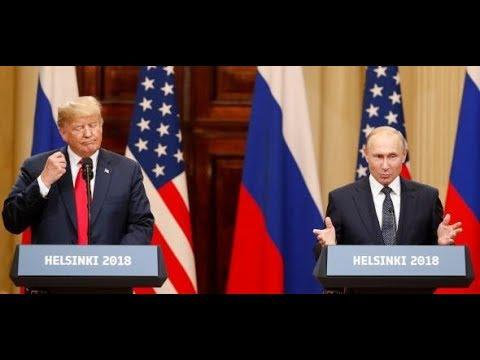 """PUTIN: Russland hat sich """"nie"""" in den US-Wahlkampf ei ..."""