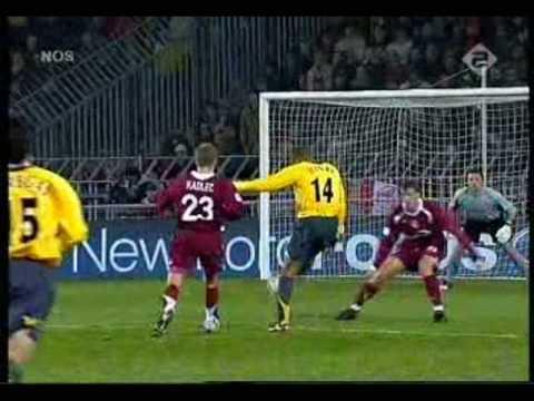 Samuel Eto'o vs Thierry Henry