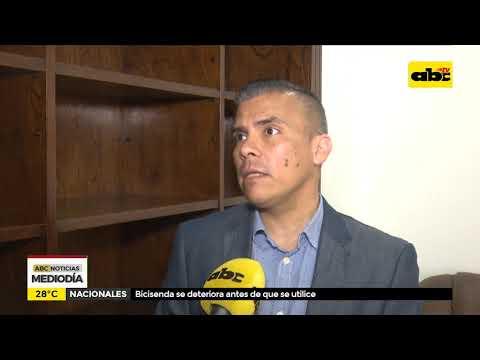 ANR sobre banca de Oviedo Matto