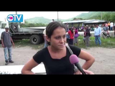 Familias de San Isidro son restituidas de su derecho a un techo digno