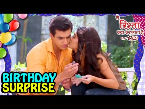 Naira Plans Surprise for Kartik's on his Birthday