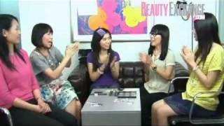 BE TV第一彈 - 完全化妝學堂 - 眉妝篇 正式開課! - Part 1